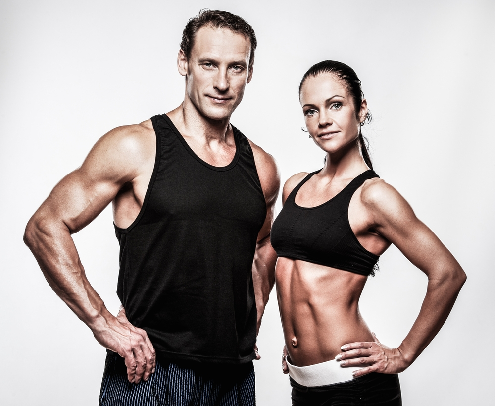 Jamaica pictures of top shape athletic couples